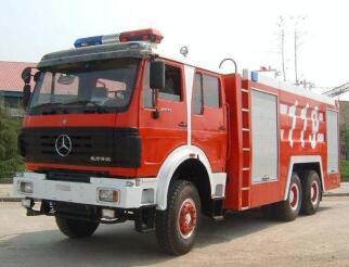 消防车GPS管理方案
